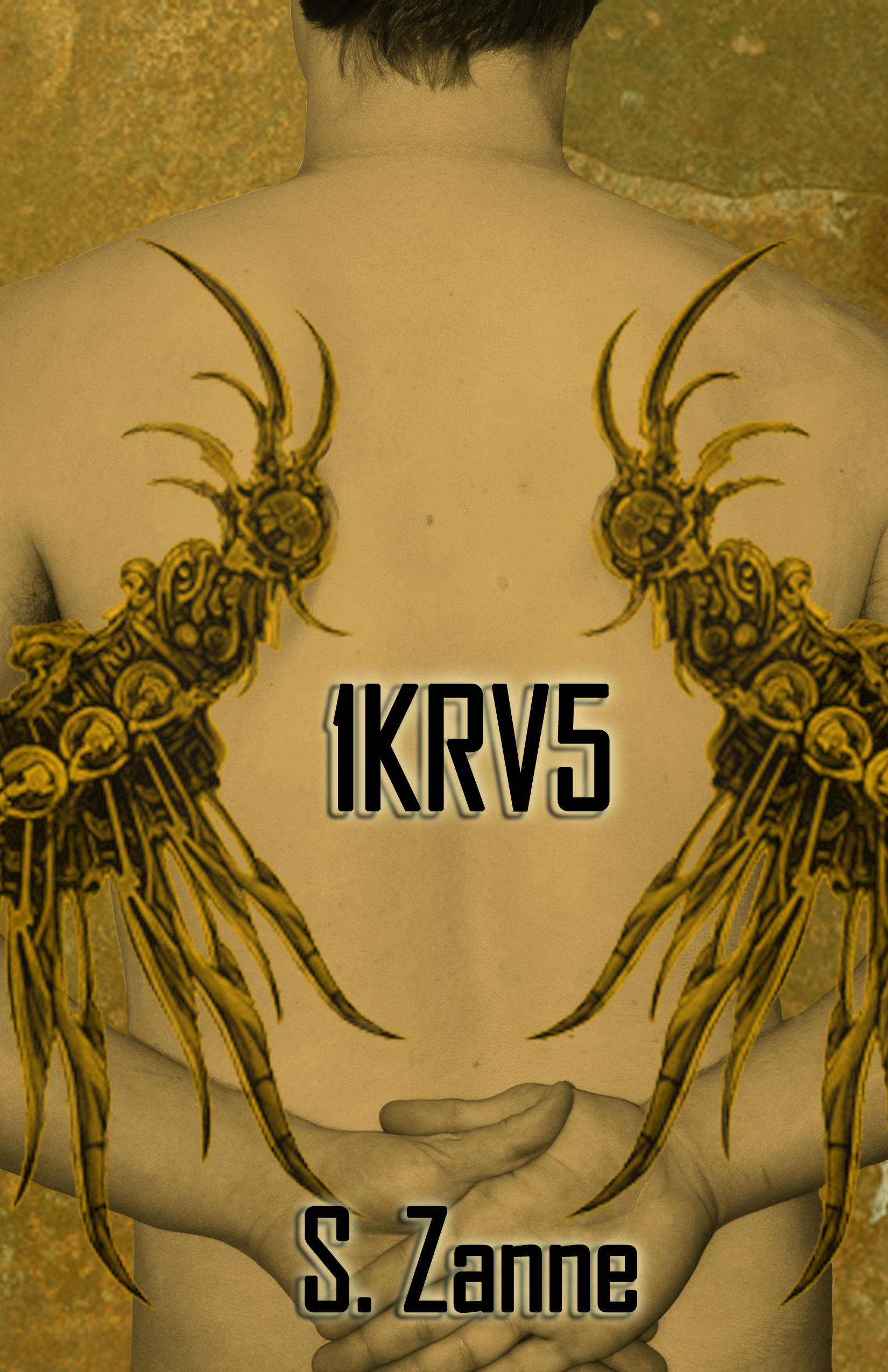 1krv5 front cover